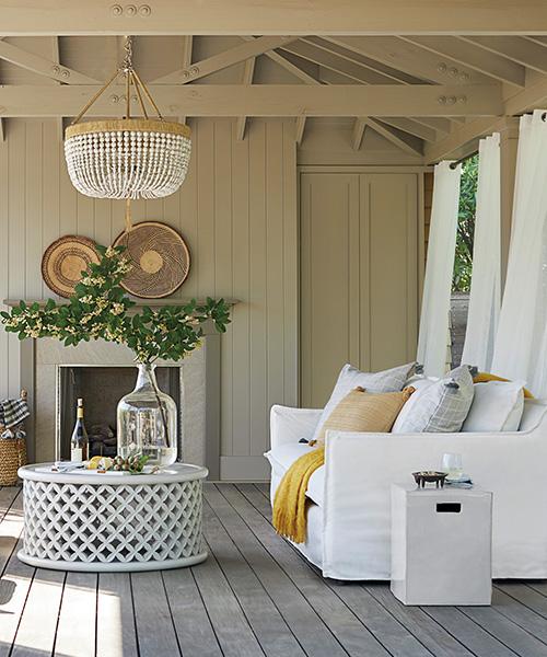 Sundial Outdoor Sofa
