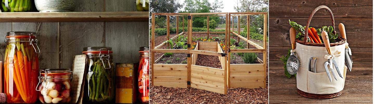 Agrarian Gardening