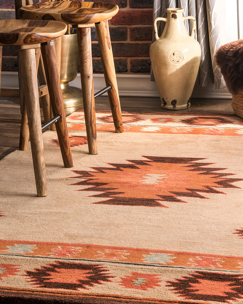 Rustic Area Rugs