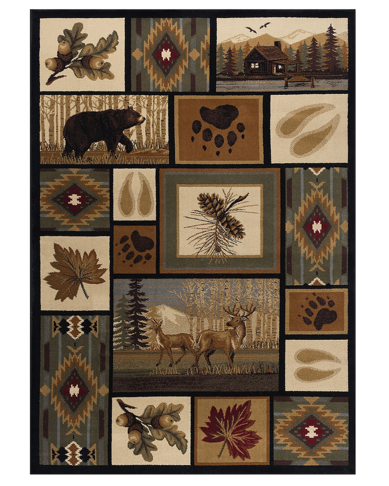 Wildlife Area Rugs