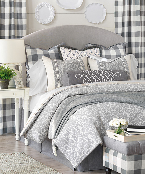 Eastern Accents Hampshire Designer Bed Set