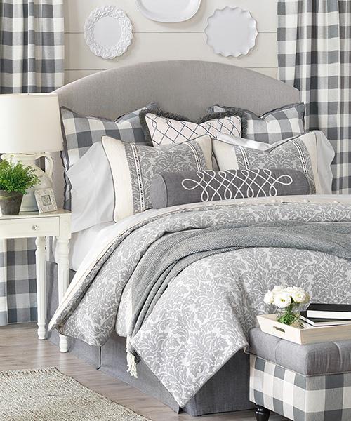 Eastern Accents Hampshire Designer Bed Set