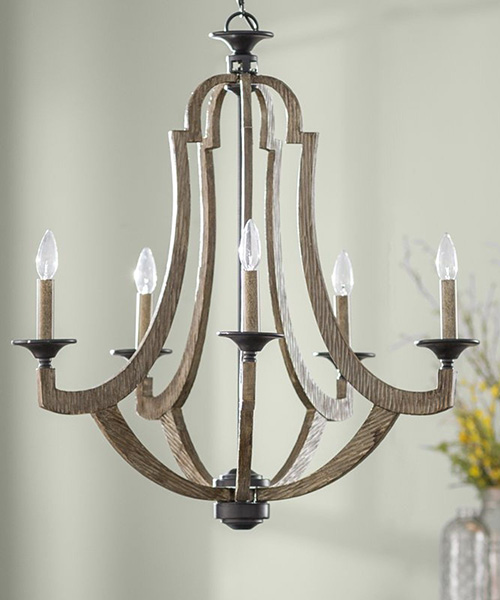 Marcoux 5 Light Chandelier