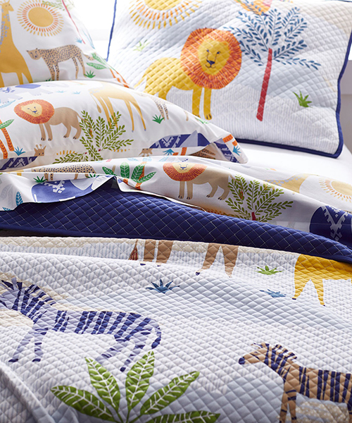 Jungle Safari Quilt