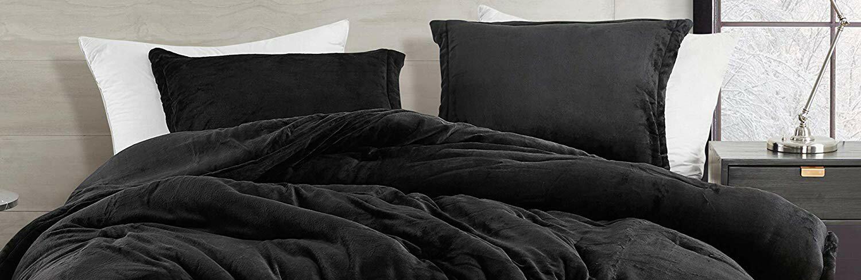 Black Bedding