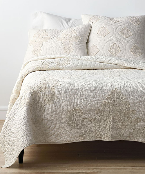 Damask Cotton Quilt
