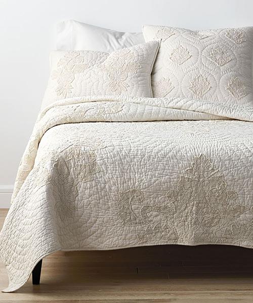 Damask Cotton Quilt