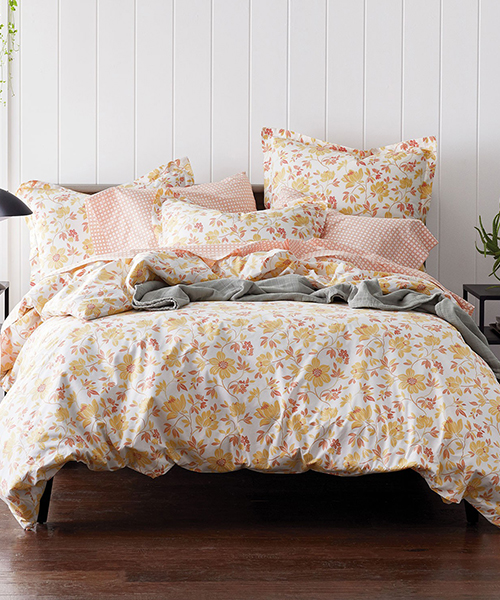 Kirby Floral Percale Bedding