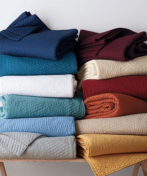 Cotton Voile Quilt