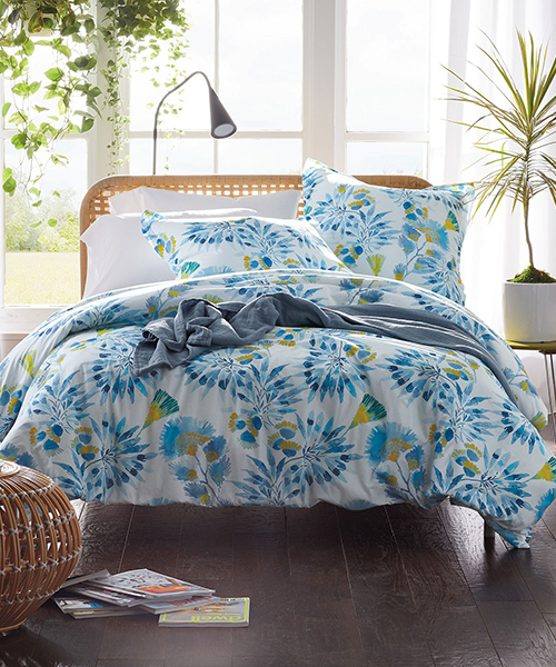 Oahu Tropical Duvet Cover
