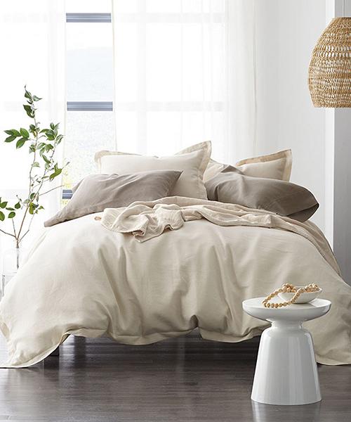 Relaxed Linen Duvet Cover