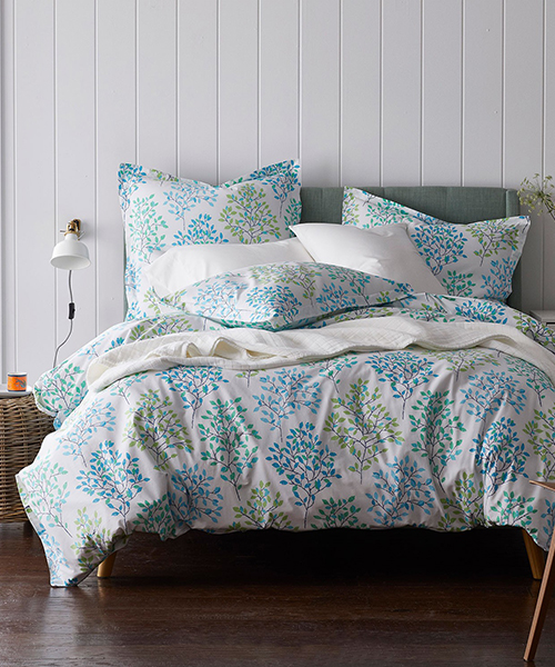Rory Floral Duvet Cover