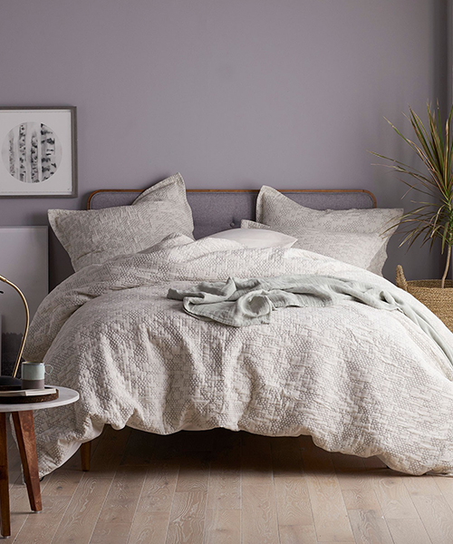 Stonewashed Duvet Cover