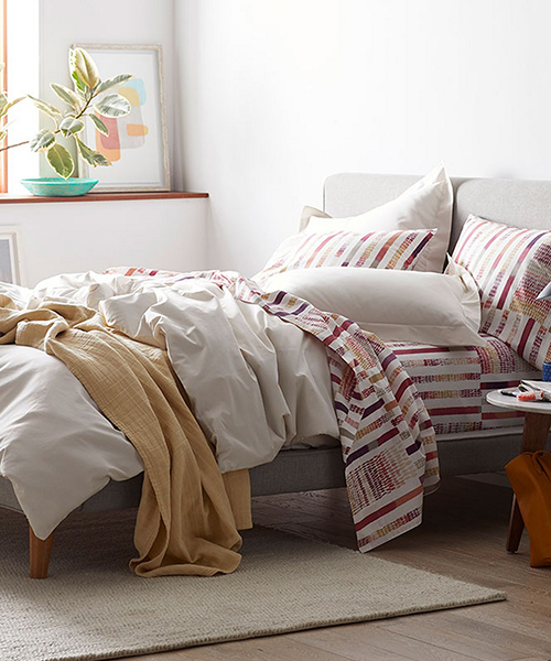 Urban Stripe Duvet Cover