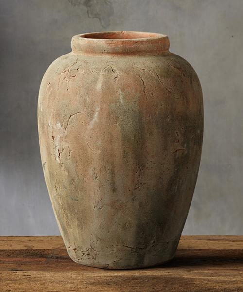 Amphora Terracotta Rustic Vase