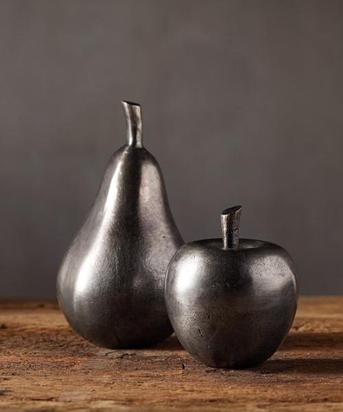 Antique Iron Pear