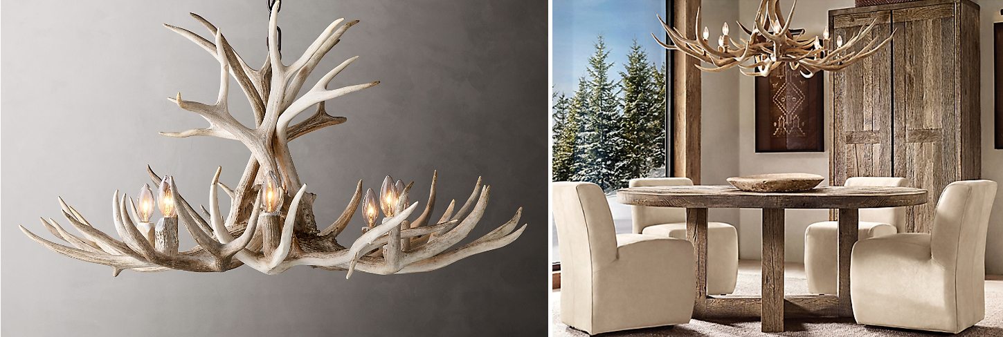 Antler Chandeliers | Antler Lighting