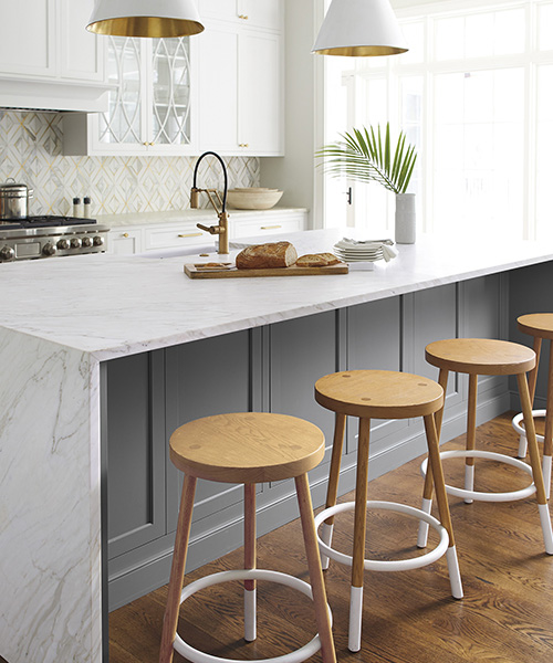 Beekman Wood Counter Stools