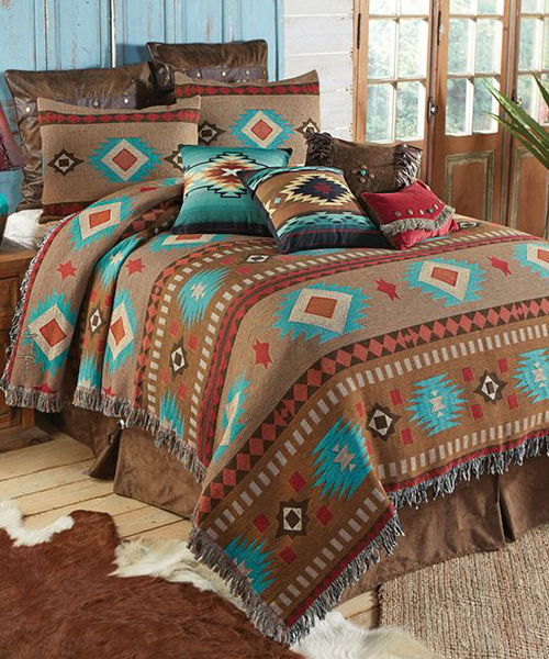 Canyon Springs Southwestern Bedding
