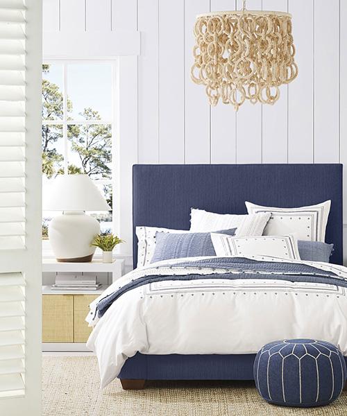 Coastal Blue Quilt