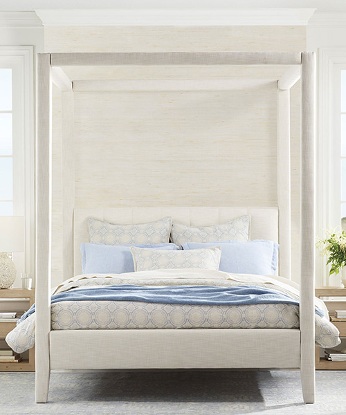 Coastal Linen Bedding