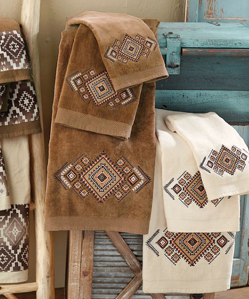 Diamond Mesa Southwestern Towel Set