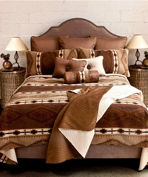 Echo Canyon Luxury Southwestern Bedding