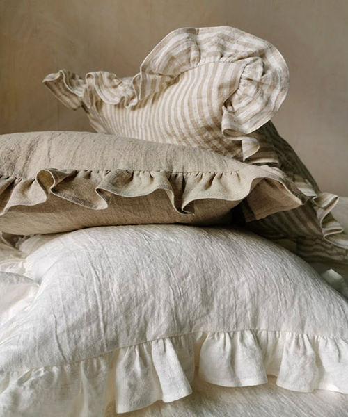 Farmhouse Linen Pillows