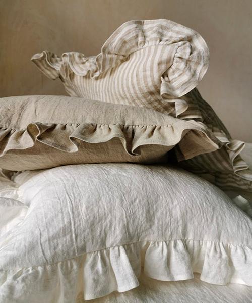 Farmhouse Linen Pillows