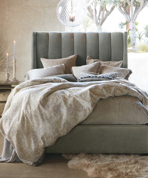 Gabrielle Vintage Style Bedding