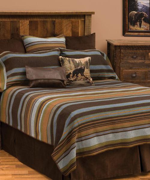 Hudson Luxury Cabin Bedding