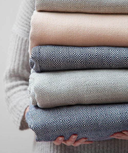 Peruvian Alpaca Blanket