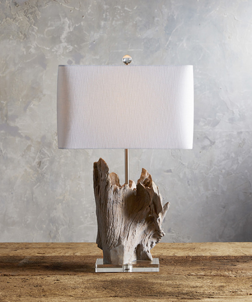 Root Table Lamp