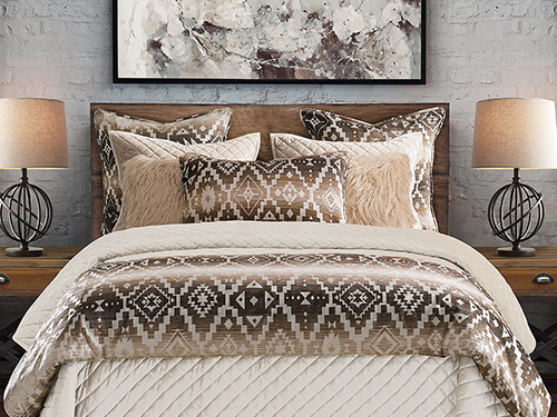 Rustic Bedding