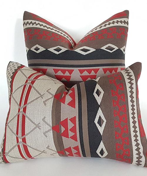 Kilim Southwestern Pillow
