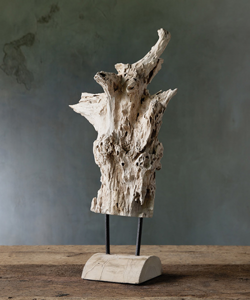 Teak Root Stand