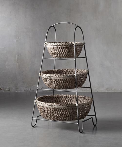 3 Tier Storage Baskets