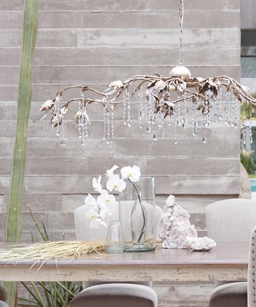 Viticcio Floral Chandelier