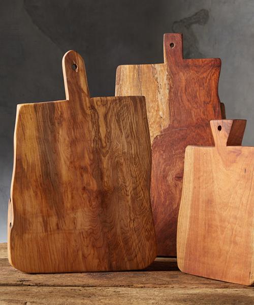 Rustic Cutting Boards