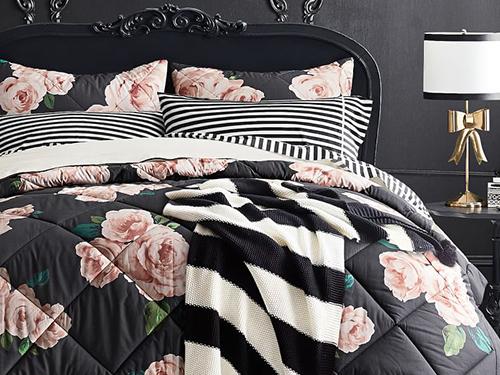 Beautiful Blooms Teen Girl Bedding
