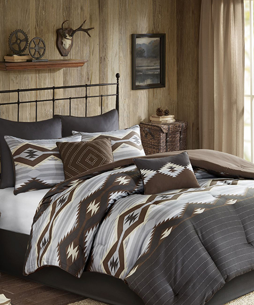 Bittercreek Southwest Comforter Set