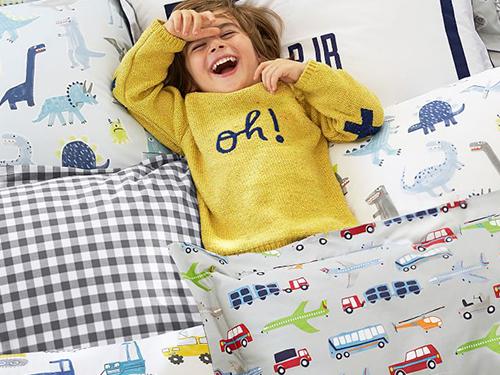 Boy's Sheets