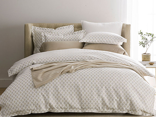 Earth Tone Bedding