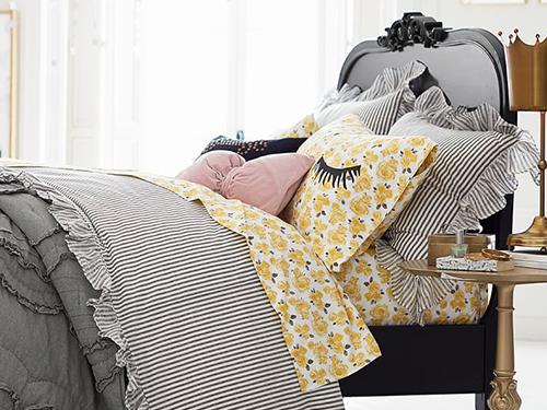 Emily & Merritt Stripe Duvet Cover