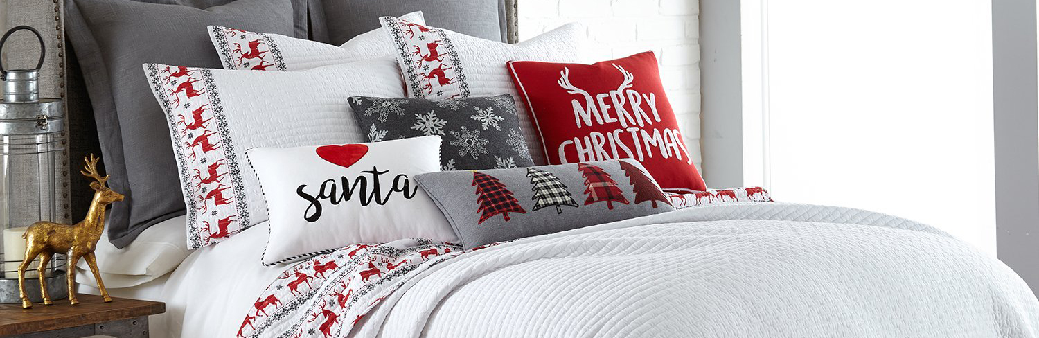 Holiday Bedding