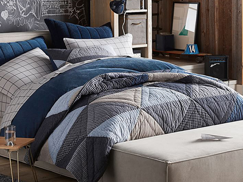 Huntley Patch Quilt