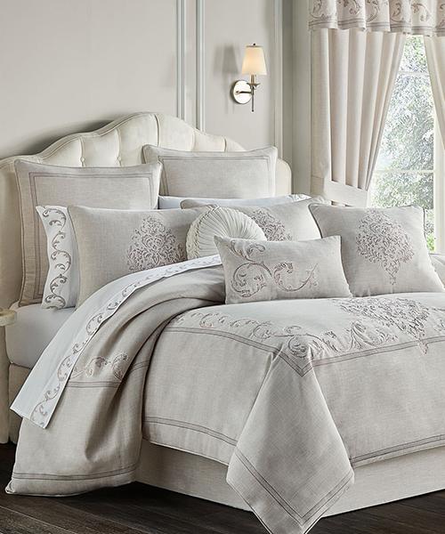 J Queen New York Angeline Comforter