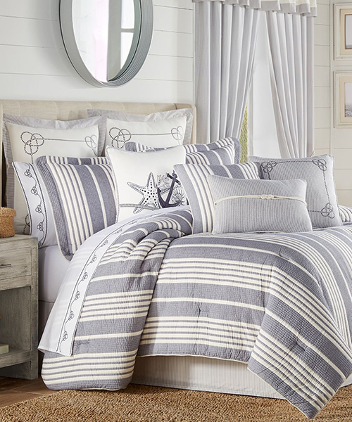 J Queen New York Shore Bedding