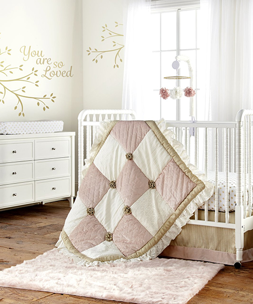 Aurora Nursery Bedding Set