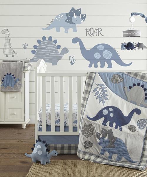 Dinosaur Baby Bedding